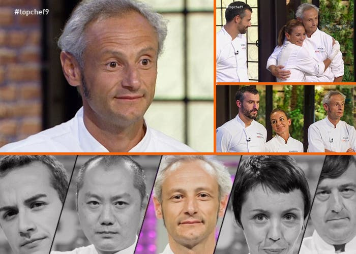 Noveno episodio Top Chef, Jesús