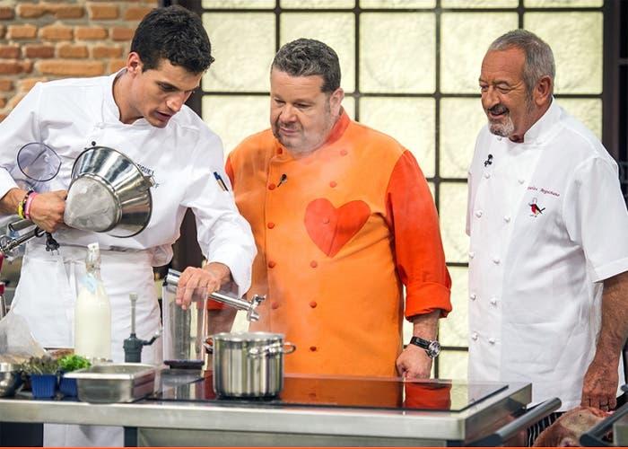 Capítulo 6 de Top Chef prueba 6