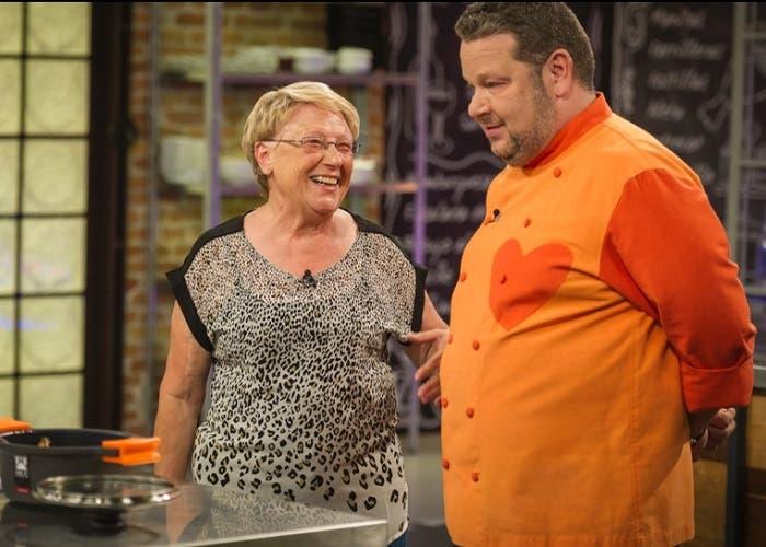Episodio 8 de Top Chef, madre Chicote