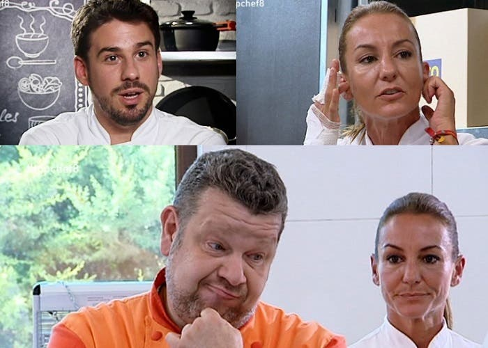 Episodio 8 de Top Chef, momentos