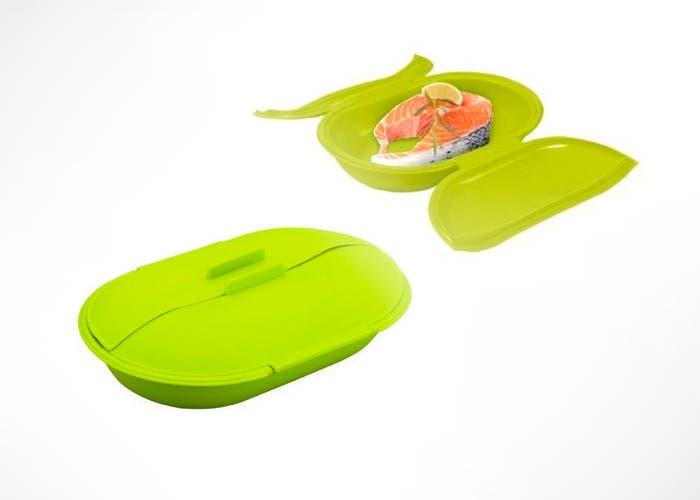 Productos para cocinar con el microondas indispensables - Como cocinar al vapor en microondas ...