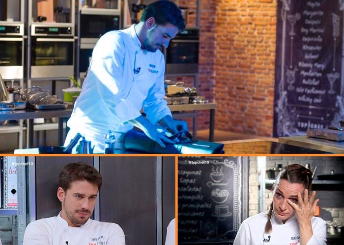 Javier Estévez eliminado en Top Chef 10